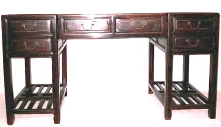 bureau chinois ancien yumu galerie tao. Black Bedroom Furniture Sets. Home Design Ideas