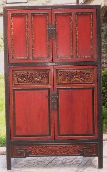 armoire chinoise ancienne du fujian galerie tao. Black Bedroom Furniture Sets. Home Design Ideas