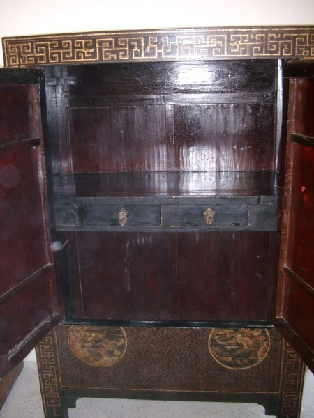 armoire chinoise ancienne du shanxi galerie tao. Black Bedroom Furniture Sets. Home Design Ideas
