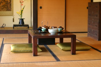 TABLE A THE RYOKAN