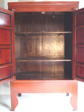 armoire chinoise ancienne de mariage galerie tao. Black Bedroom Furniture Sets. Home Design Ideas