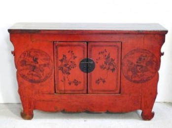 MOBILIER CHINOIS ANCIEN - CABINET MONGOLIE