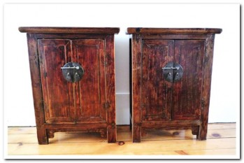 MOBILIER CHINOIS ANCIEN - PETITS CABINETS