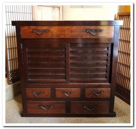 1000 images about beaux meubles on pinterest for Meuble buffet japonais