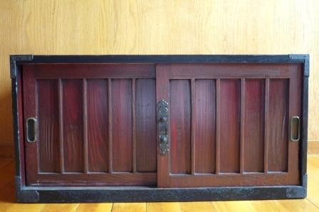tansu japonais keyaki galerie tao. Black Bedroom Furniture Sets. Home Design Ideas